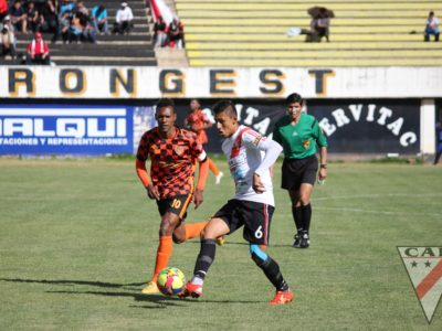 Always Ready vs Ramiro Castillo 2da Fecha Copa Simón Bolívar 2016/2017
