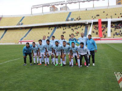 Always Ready vs Aurora 4ta Fecha Copa Simón Bolívar 2016/2017