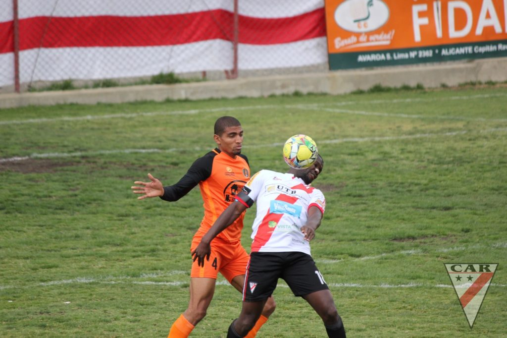 Always Ready vs Ramiro Castillo 9na Fecha Temporada 2016/2017