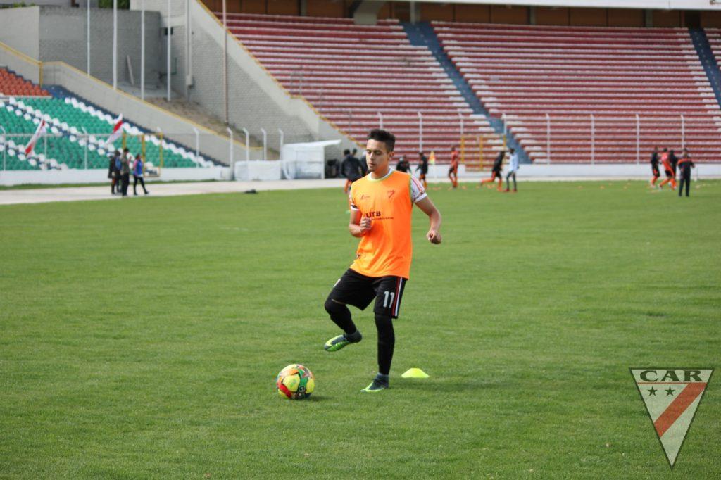 Always Ready vs Ramiro Castillo 5ta Fecha Copa Simón Bolívar 2016/2017